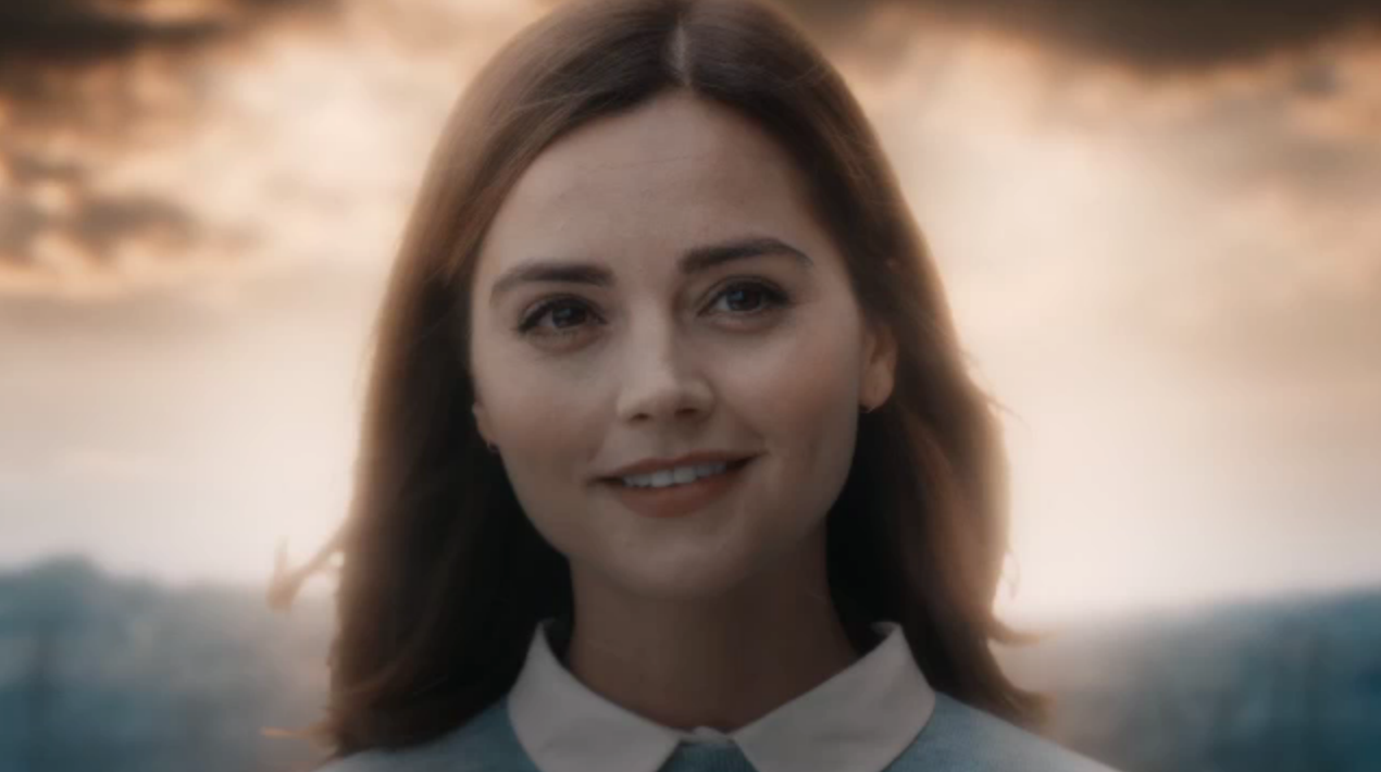 Jenna Coleman in Doctor Who: Twice Upon a Time