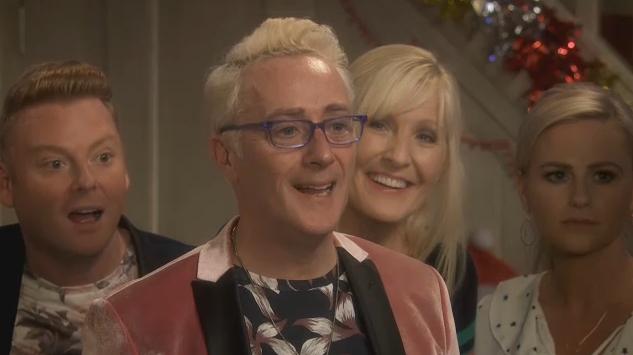 Damien McKiernan is the new Rory in Mrs Brown's Boys