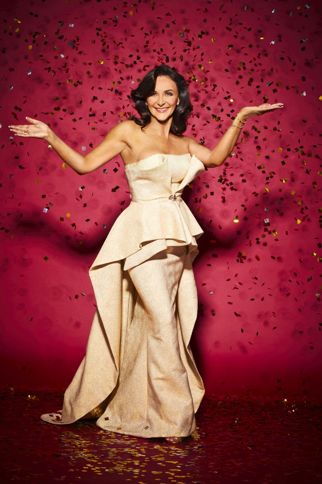 Shirley Ballas (RT shoot, EH)