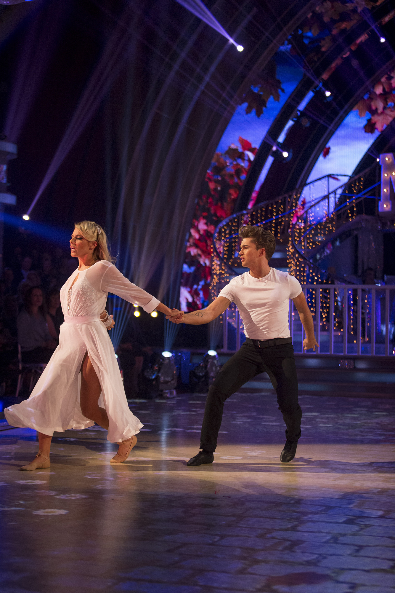 Strictly star Mollie King