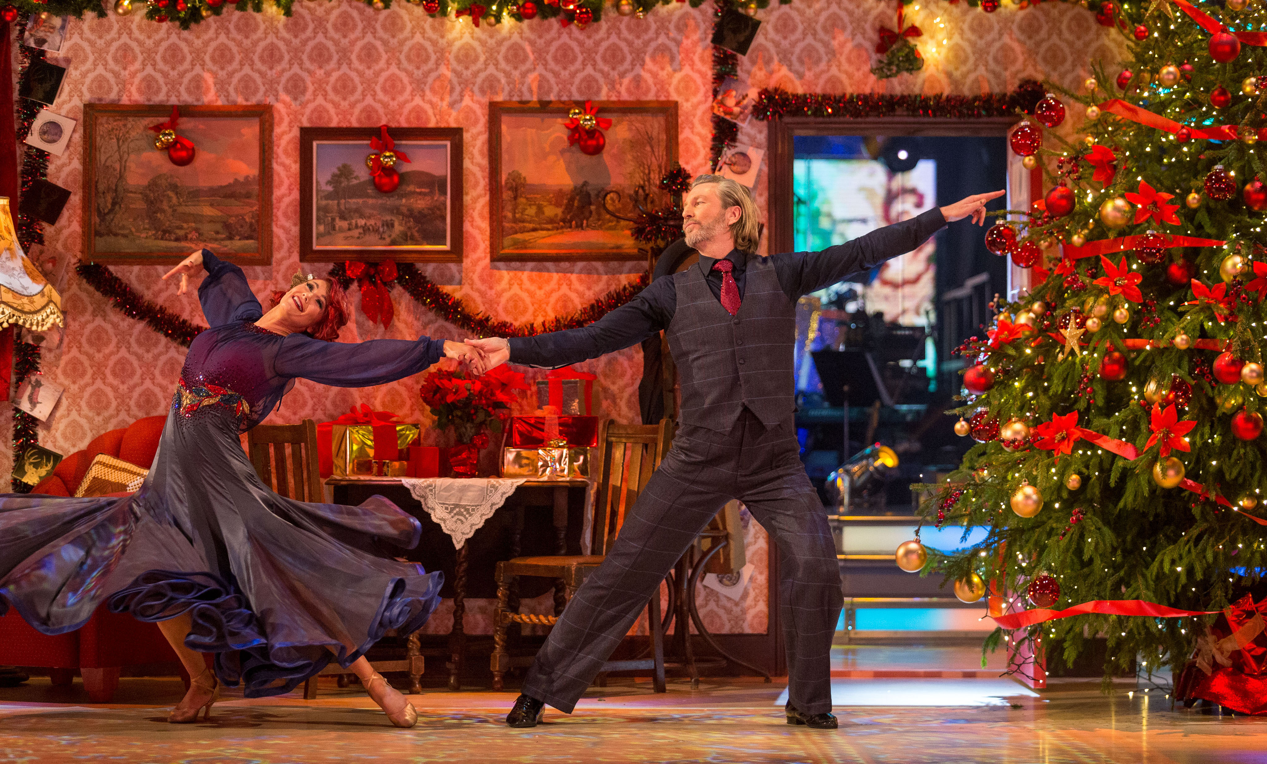 Strictly Come Dancing Christmas Special 2017 - Robbie Savage