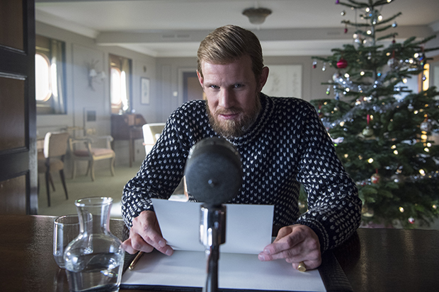 The Crown Prince Philip's Christmas address