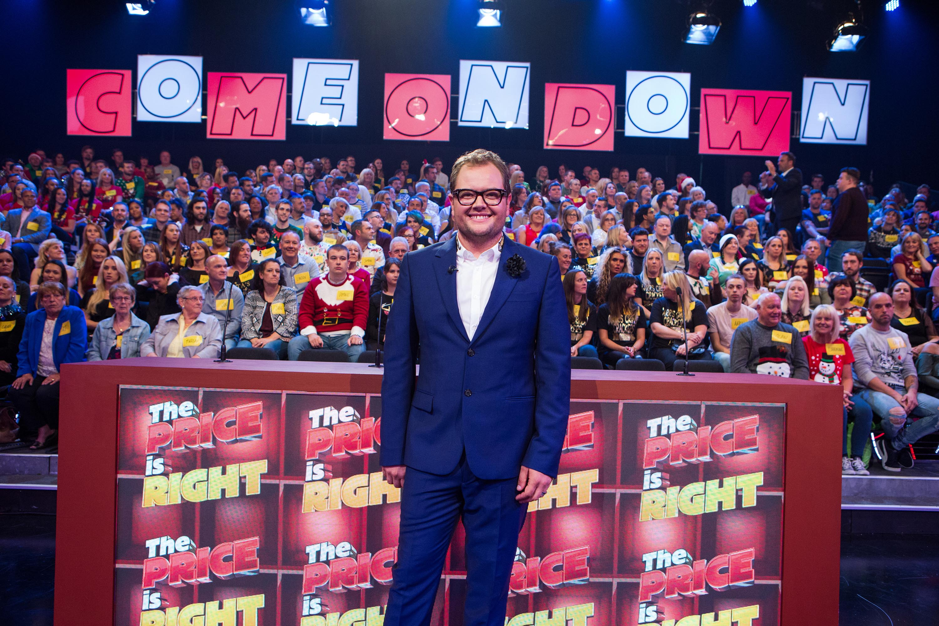 Alan Carr's The Price Is Right won over viewers who want ...
