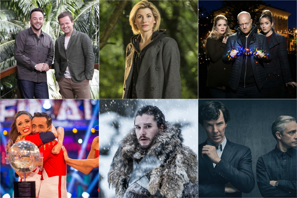 RadioTimes.com Readers Top TV Shows of 2017