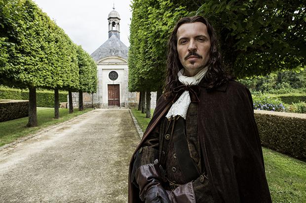 Tygh Runyan plays Fabien Marchal in Versailles