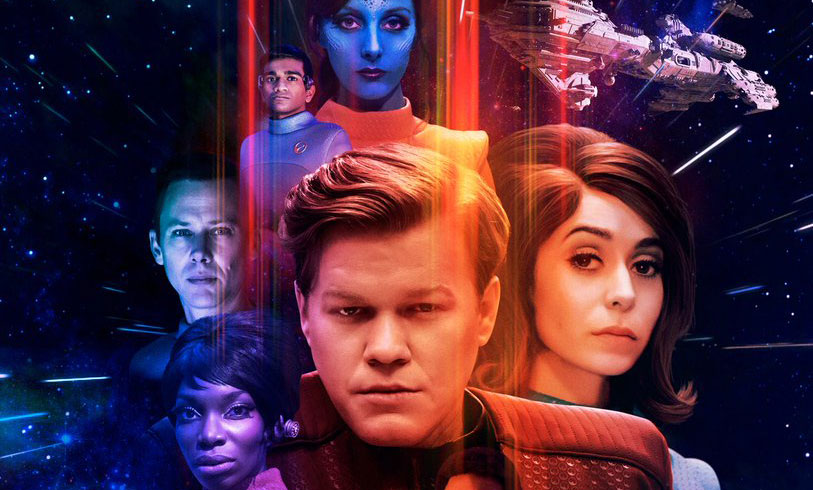 Black Mirror Channels Star Trek With 'USS Callister' Trailer