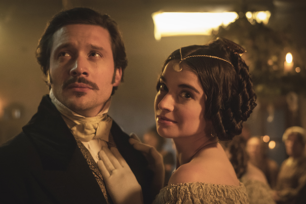 Victoria – David Oakes as Ernest and Margaret Clunie as Harriet
