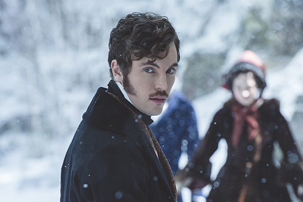 Victoria – Tom Hughes as Prince Albert