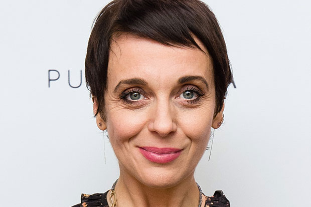 Amanda Abbington, Getty, SL