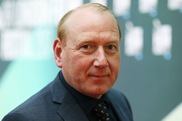 Adrian Scarborough at the premiere of On Chesil Beach, Getty, SL