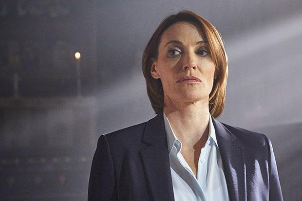 Sarah Parish in Bancroft, ITV Pictures, SL
