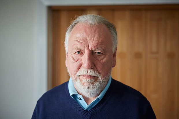 Kenneth Cranham in Bancroft, ITV Pictures, SL