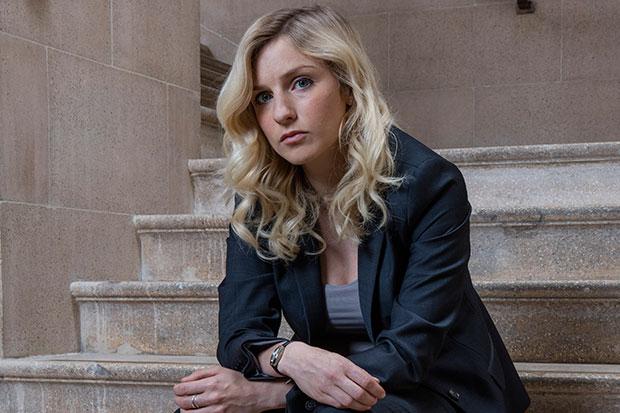 Faye Marsay in Bancroft, ITV Pictures, SL