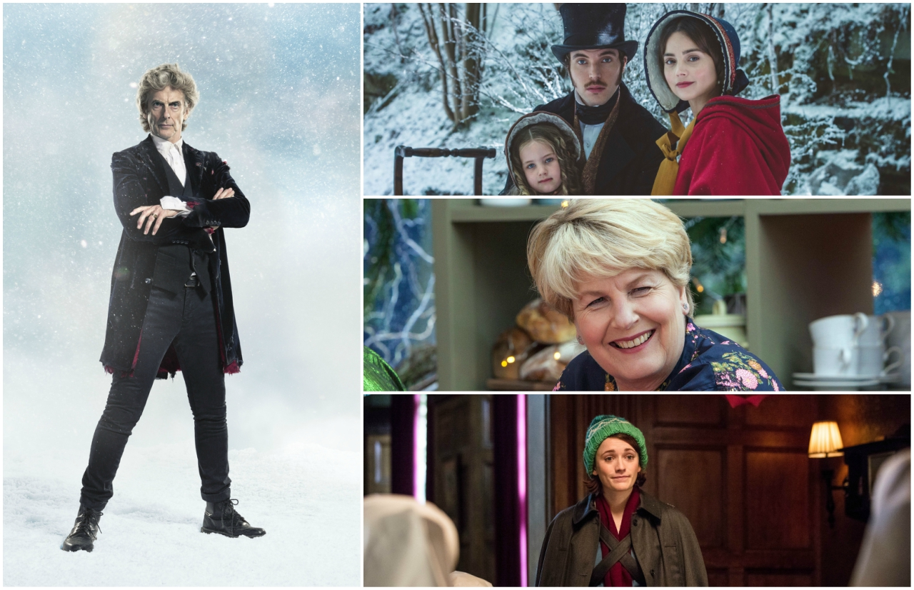 Doctor Who, Victoria, Christmas Bake Off and Call the Midwife – the best Christmas Day shows of 2017
