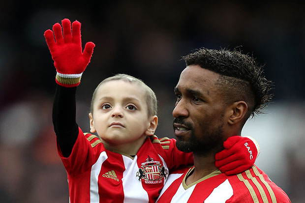 Bradley Lowery, Getty, SL