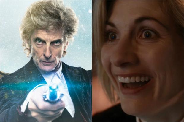 Doctor Who: Peter Capaldi pens handwritten letter to fan 'dreading' his regeneration