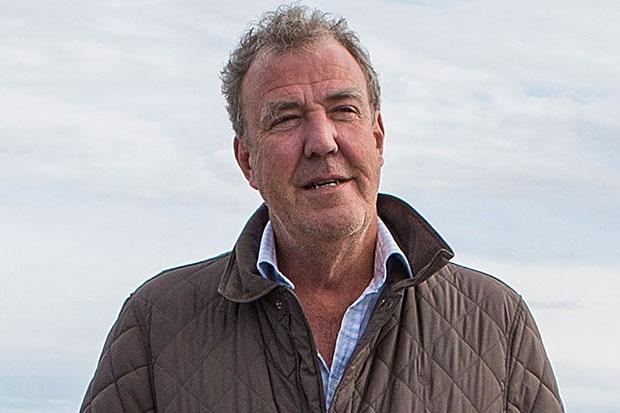 Jeremy Clarkson, Getty, SL