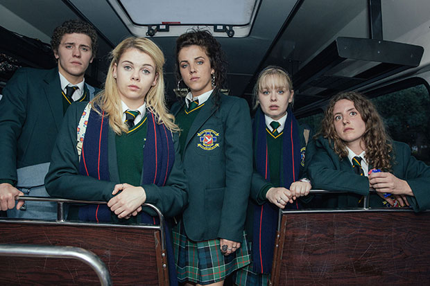 Derry Girls, Channel 4, SL