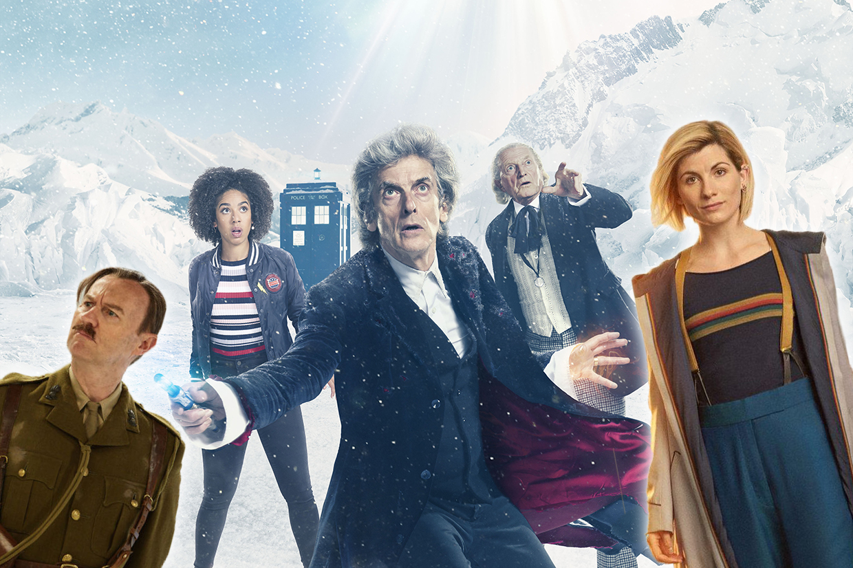HuffPost Verdict: Doctor Who' Christmas Special