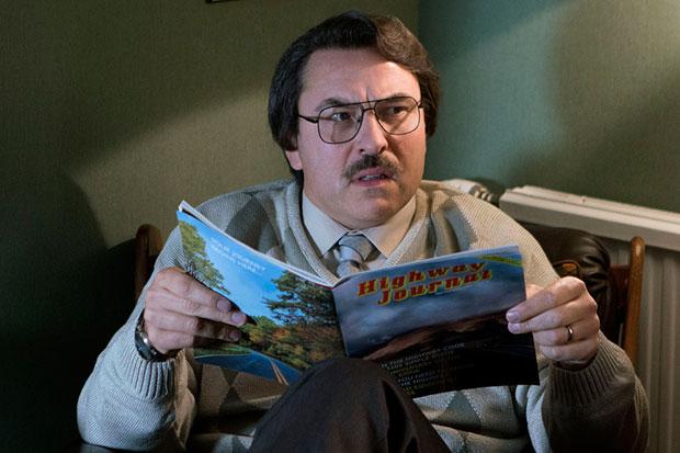 David Walliams in Grandpa's Great Escape, BBC Pictures, SL