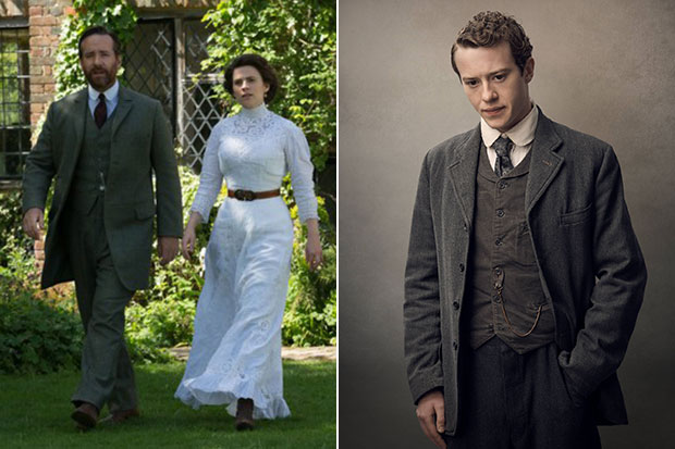 Howards End finale, BBC Pictures, SL
