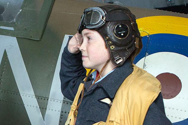 Kit Connor in Grandpa's Great Escape, BBC Pictures, SL