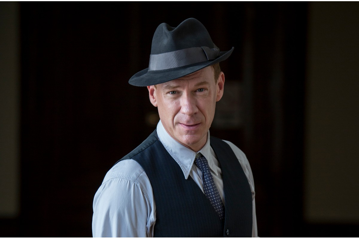 Shaun Dingwall in Maigret, ITV Pictures, SL
