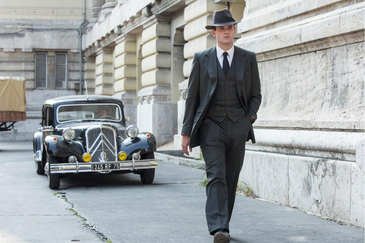 Leo Staar in Maigret, ITV Pictures, SL