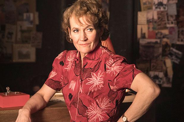 Lorraine Ashbourne in Maigret, ITV Pictures, SL