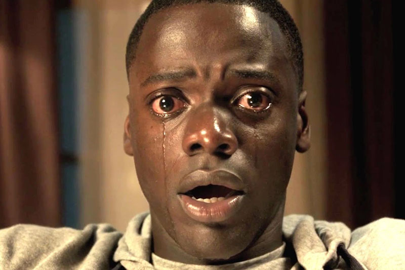 Daniel Kaluuya in Get Out (Blumhouse Productions, HF)