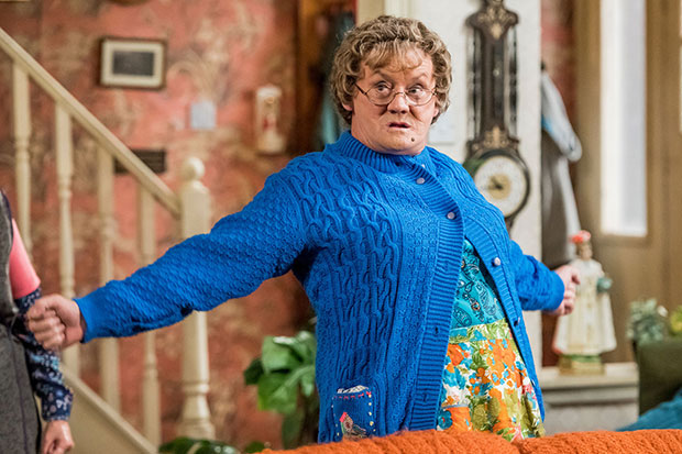 Mrs Brown's Boys fans unimpressed by 'new Rory' reveal ...