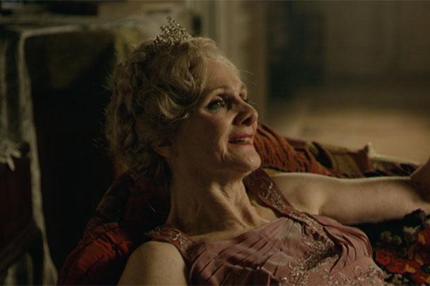 Nicola Sloan in Maigret, ITV, SL