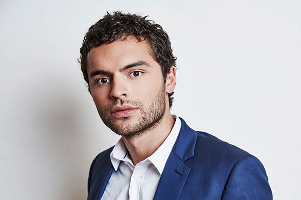 Sebastian de Souza at the Television Critics Association, Getty, SL