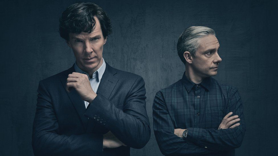Martin Freeman has had it with fans wanting Sherlock and Watson to be lovers