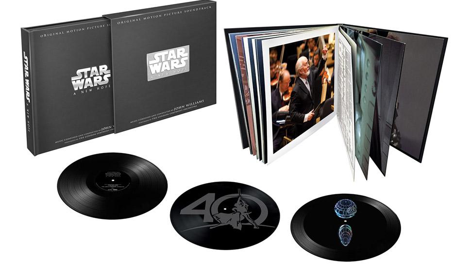 star wars vinyl