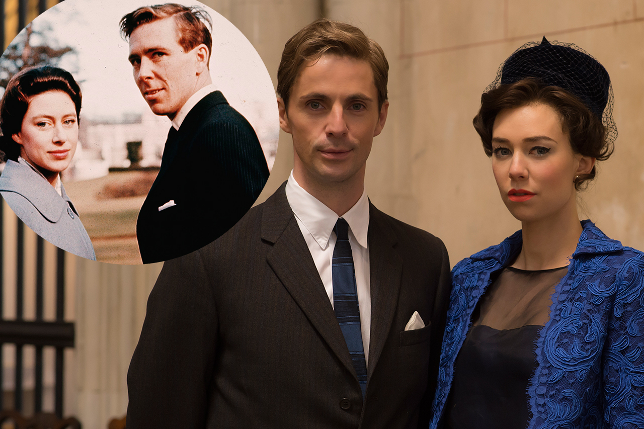 What Princess Margaret and Antony Armstrong-Jones Looked