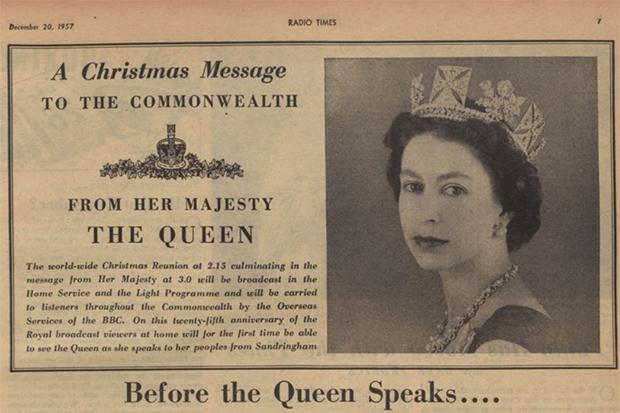 the crown queen speech Radio Times