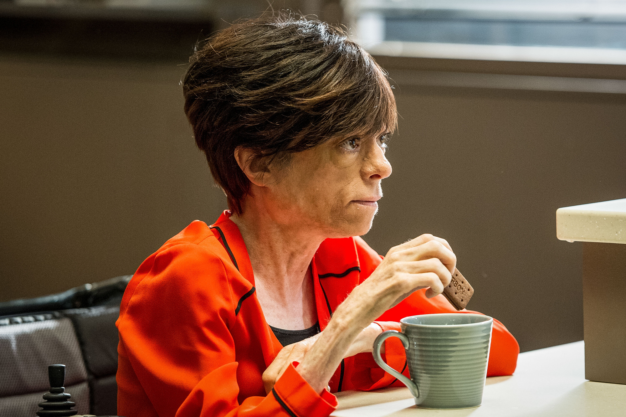WARNING: Embargoed for publication until 00:00:01 on 09/01/2018 - Programme Name: Silent Witness series 21 - TX: n/a - Episode: Duty of Candour (Part 2 of 2) (No. n/a) - Picture Shows:  Clarissa Mullery [LIZ CARR] - (C) BBC - Photographer: Sally Mais