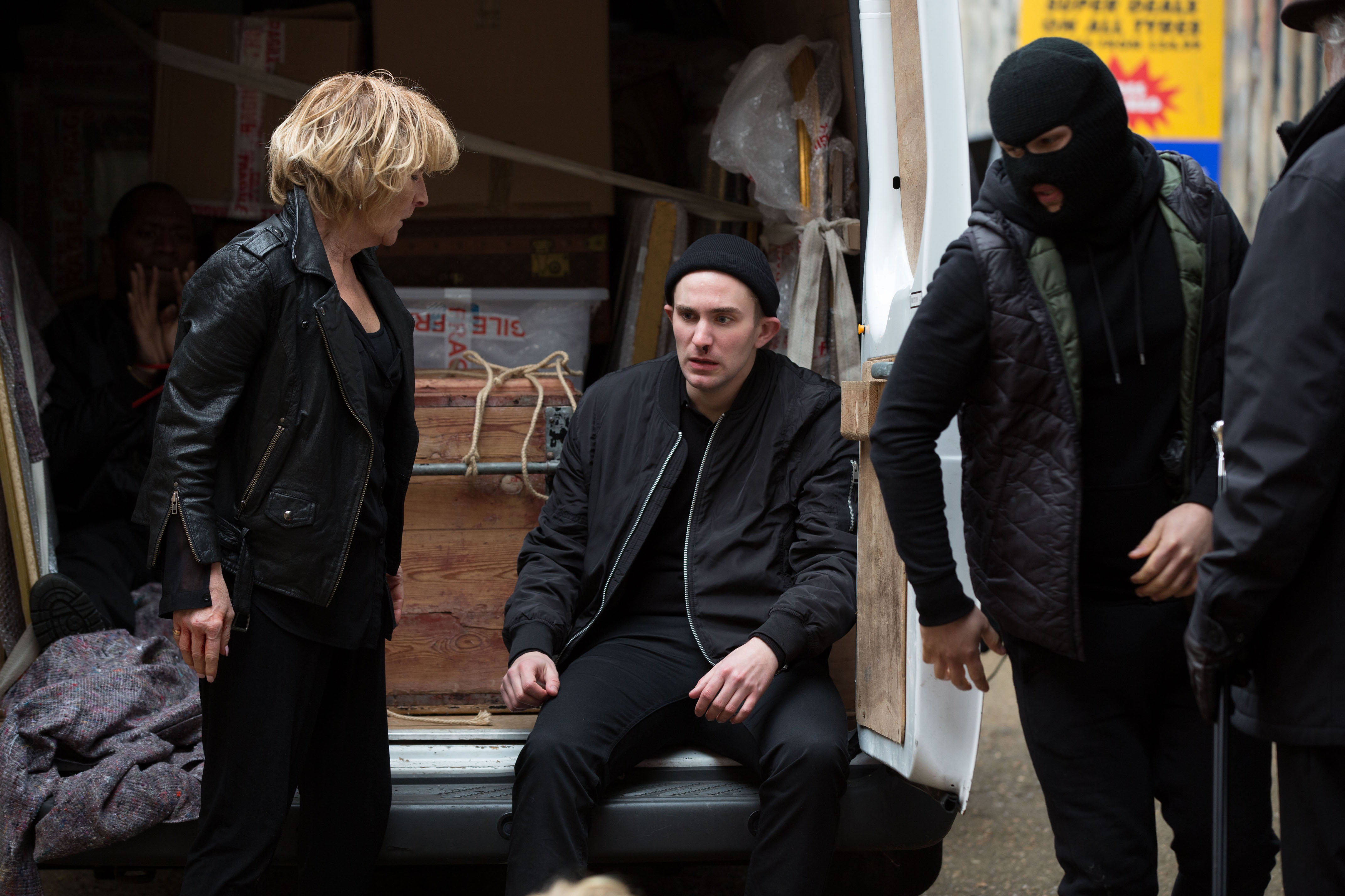 Eastenders Spoilers 10 Big Questions Answered About Aidan