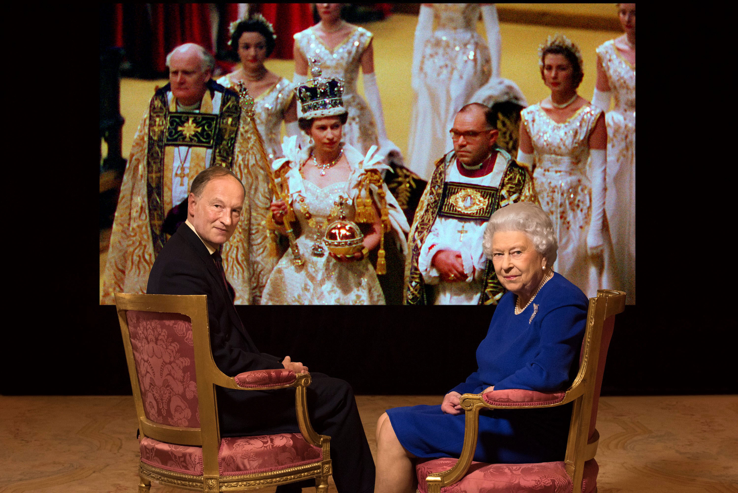 Queen gives rare personal account of her coronation in BBC documentary