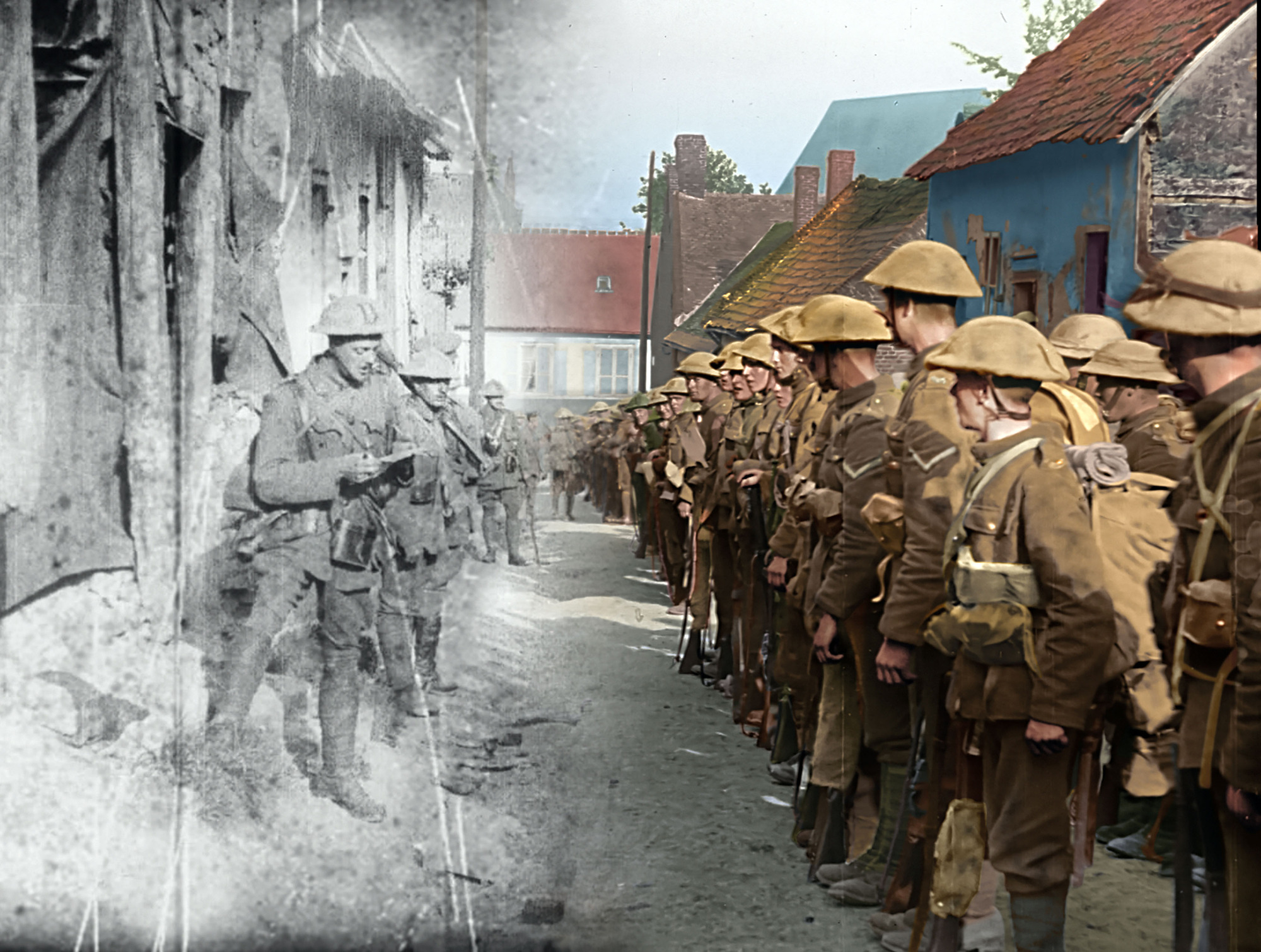 Peter Jackson Making Documentary on World War I