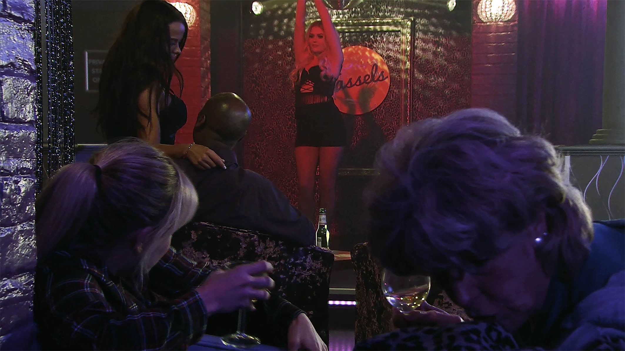 Lapdancing for a friend of mine 10