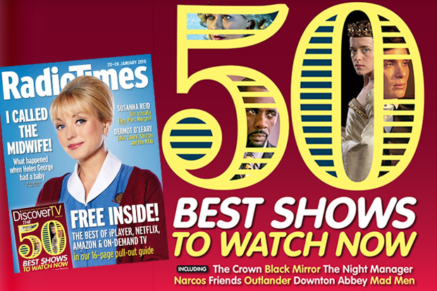 Discover TV 50 best shows to watch now