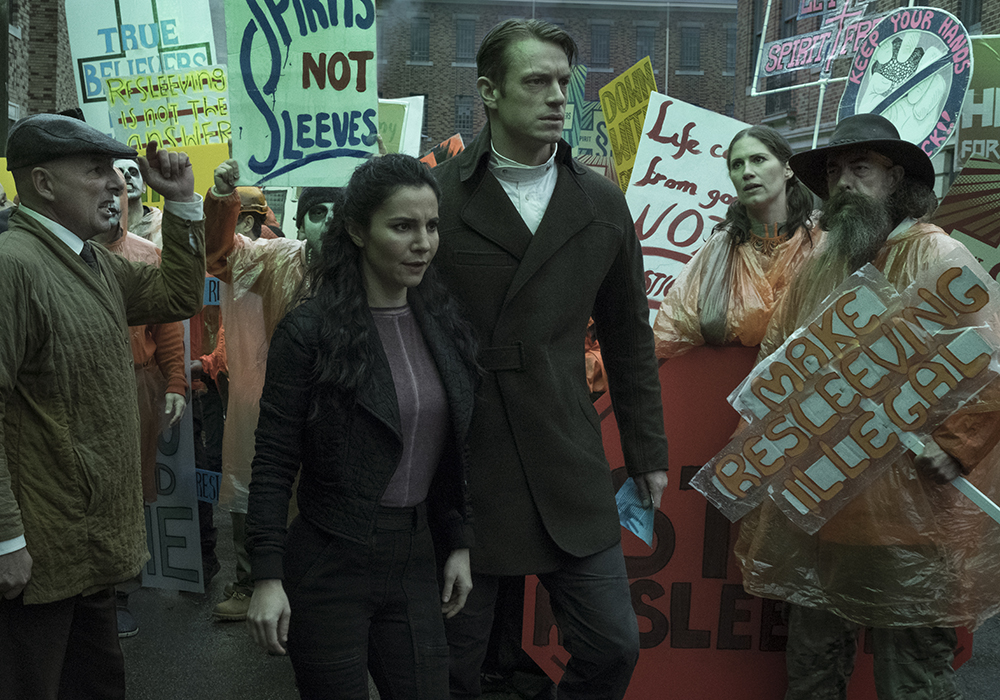 Everything you need to know about Netflix's new sci-fi series Altered Carbon