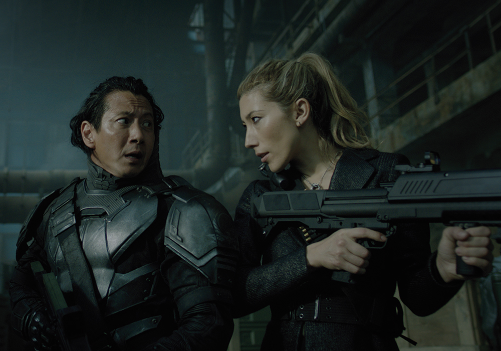 Altered Carbon 1