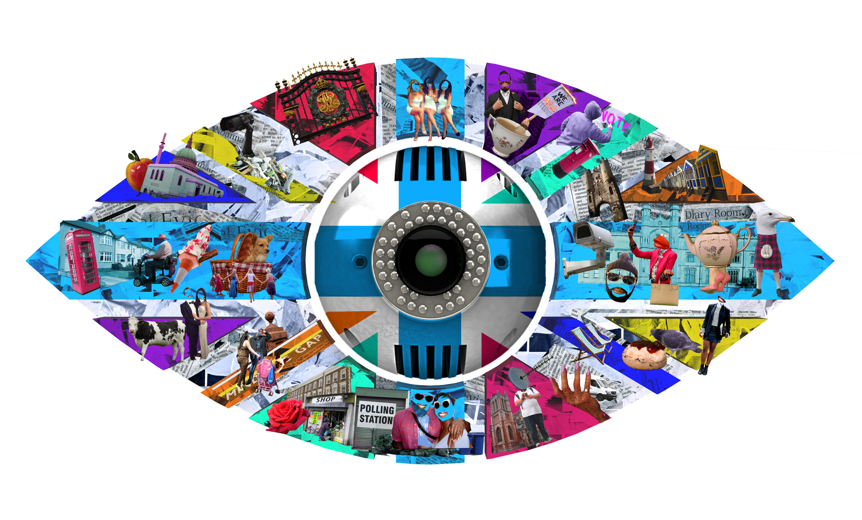 Big Brother 2017 Eye