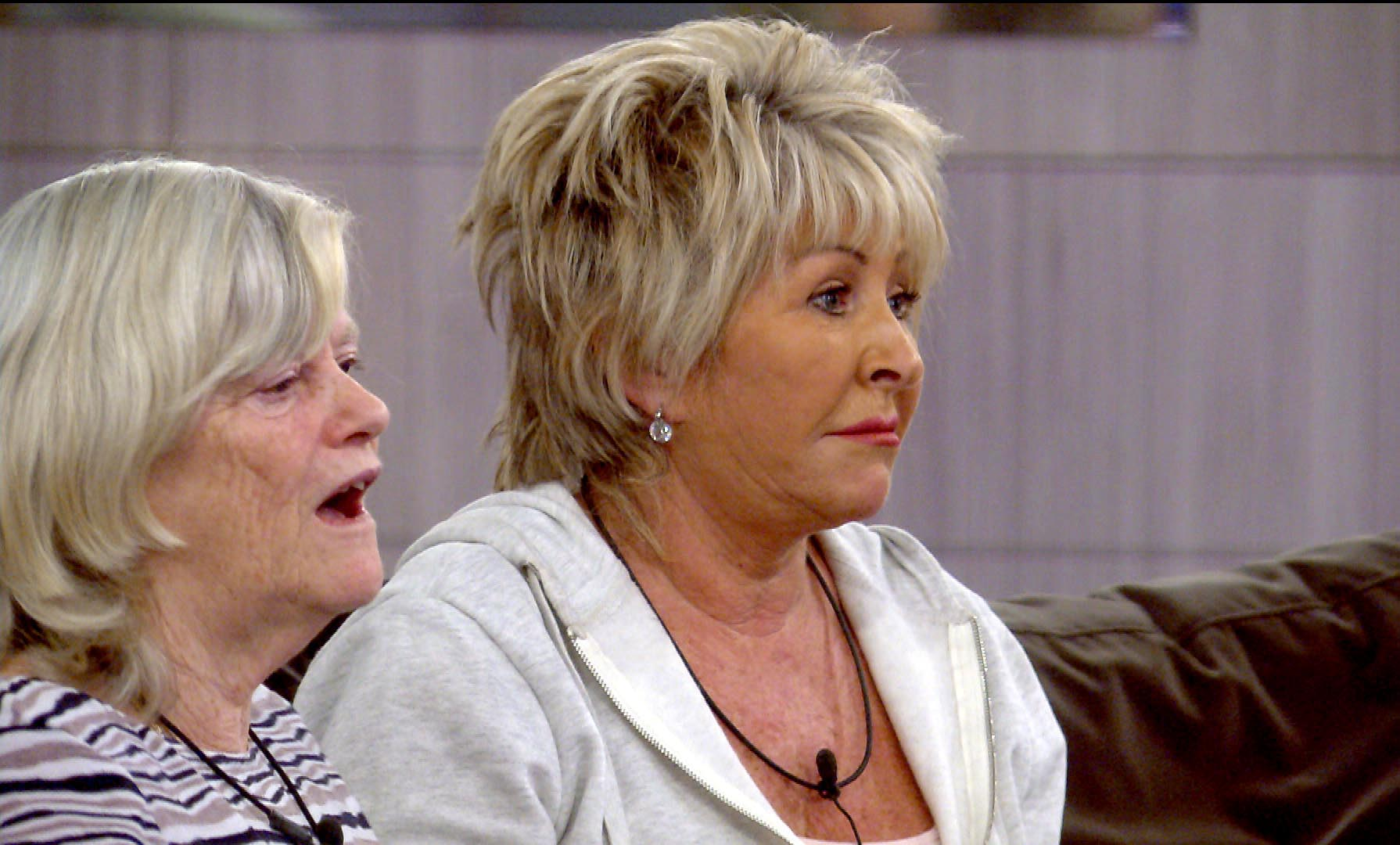 Celebrity Big Brother 2018 - Ann and Maggie