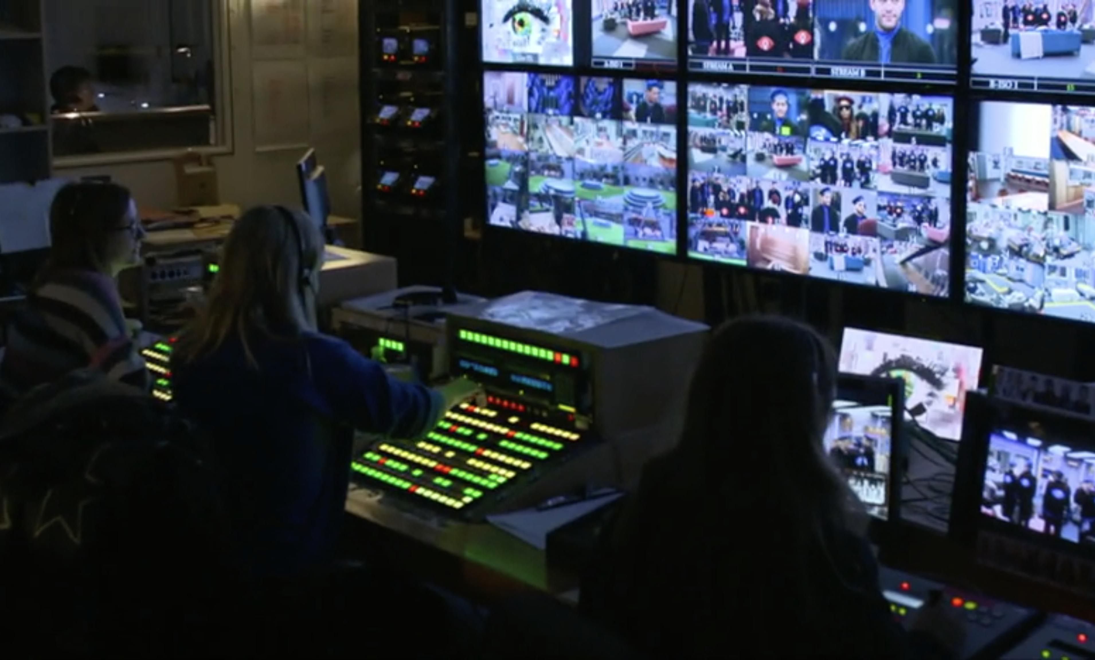 Celebrity Big Brother - Behind the scenes
