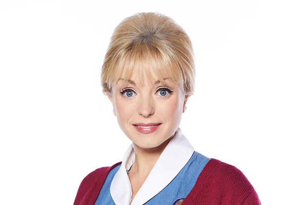 Call the Midwife – Helen George as Trixie Franklin