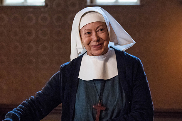 Call the Midwife - Jenny Agutter as Sister Julienne